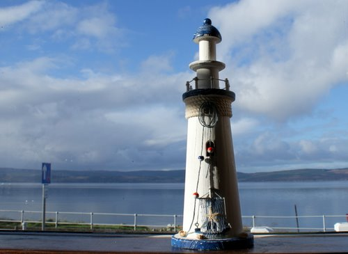 The Lighthouse Restaurant, Pirnmill, Isle of Arran